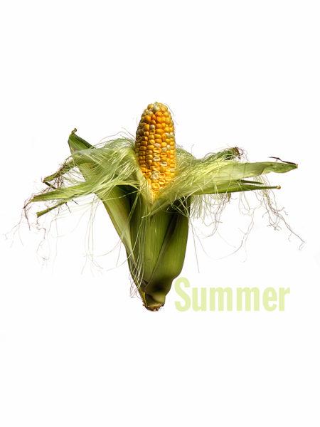 Corn 3 Hit Poster